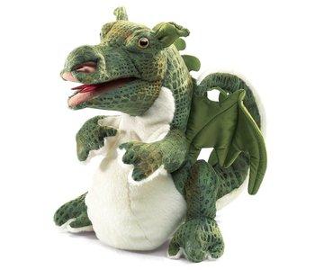 Folkmanis Puppet Baby Dragon