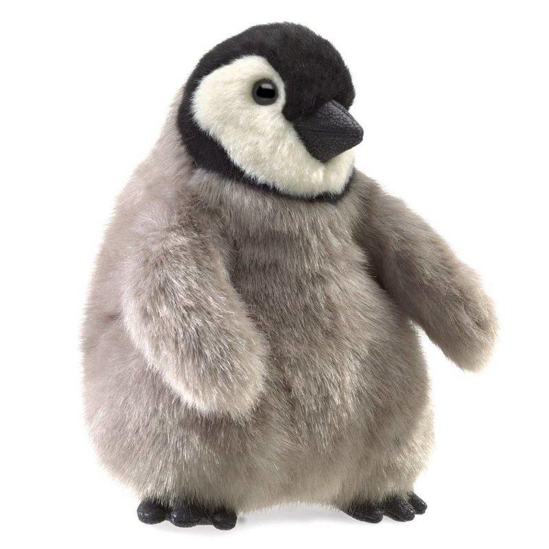 Folkmanis Folkmanis Puppet Baby Emperor Penguin