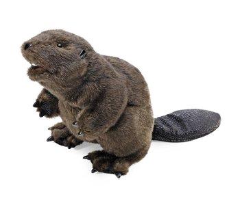 Folkmanis Puppet Beaver