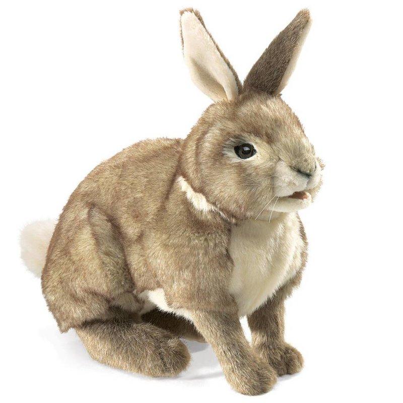 Folkmanis Folkmanis Puppet Cottontail Rabbit