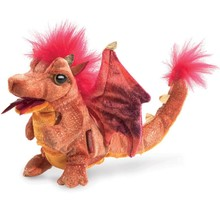 Folkmanis Folkmanis Puppet Fire Dragon