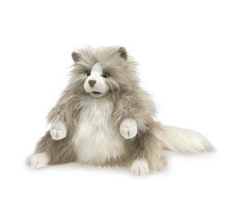 Folkmanis Puppet Fluffy Cat