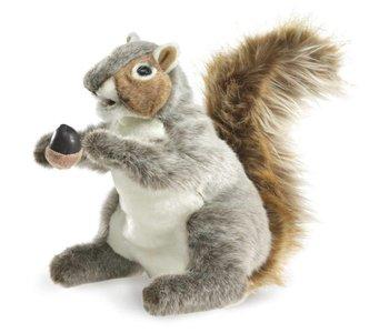 Folkmanis Puppet Gray Squirrel