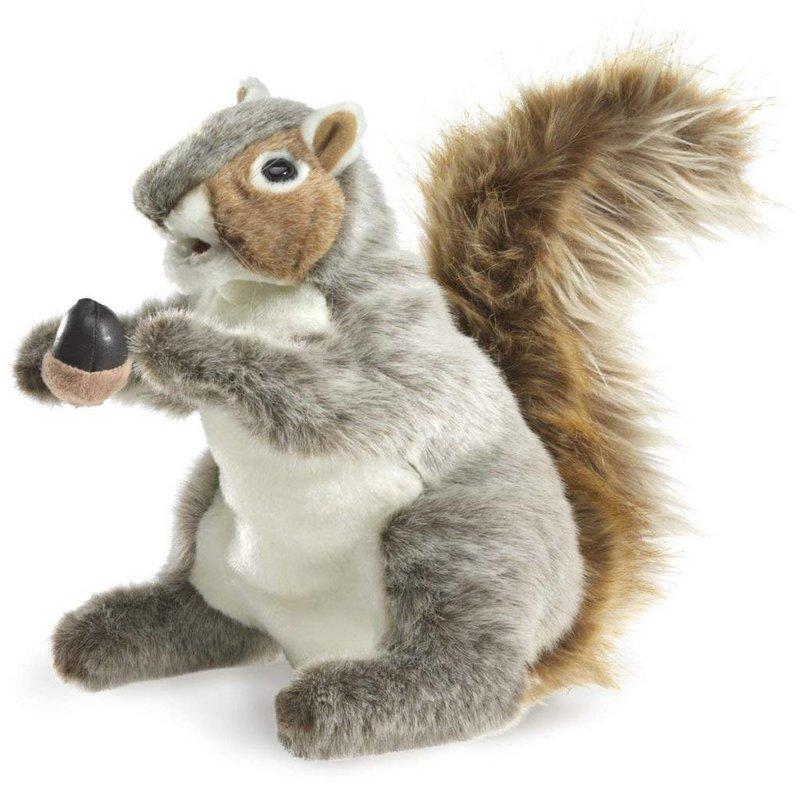 Folkmanis Folkmanis Puppet Gray Squirrel