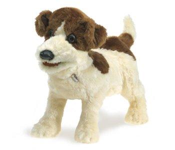Folkmanis Puppet Dog Jack Russel