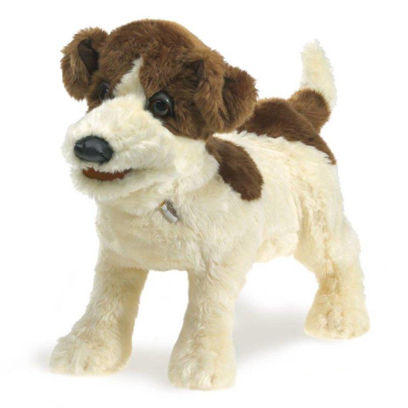 Folkmanis Folkmanis Puppet Dog Jack Russel