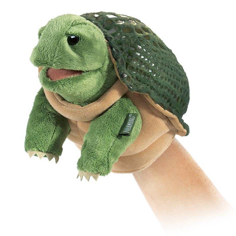 Folkmanis Folkmanis Puppet Little Turtle