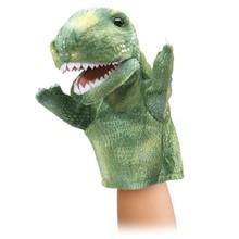Folkmanis Folkmanis Puppet Little Tyrannosaurus Rex