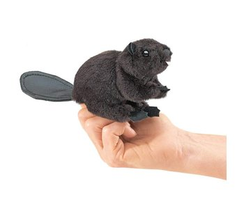Folkmanis Puppet Mini Beaver