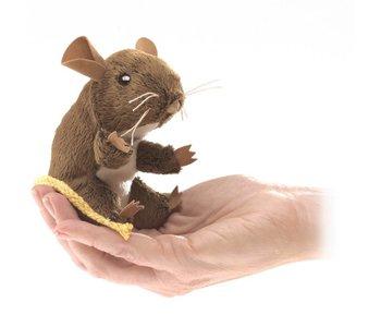 Folkmanis Puppet Mini Field Mouse
