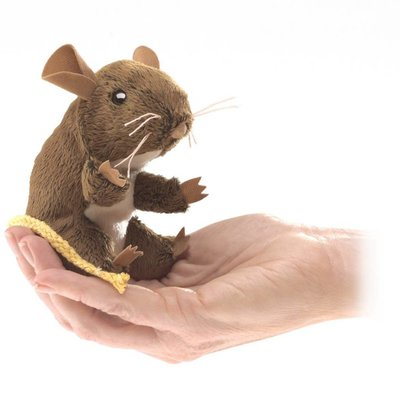 Folkmanis Folkmanis Puppet Mini Field Mouse