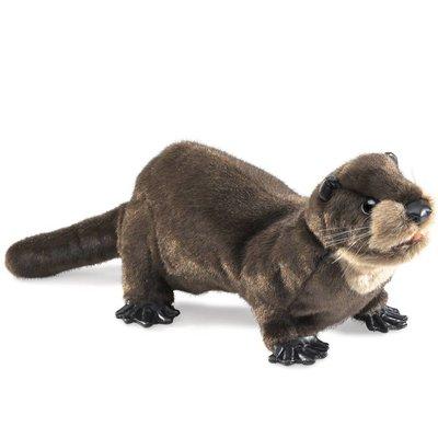 Folkmanis Folkmanis Puppet River Otter