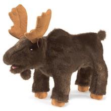 Folkmanis Folkmanis Puppet Small Moose