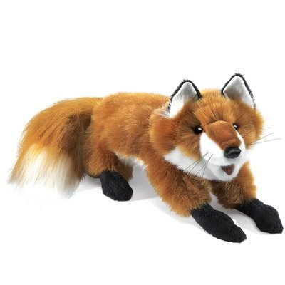 Folkmanis Folkmanis Puppet Small Red Fox
