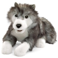 Folkmanis Folkmanis Puppet Timber Wolf