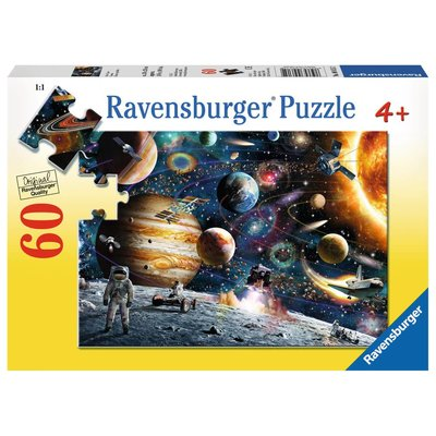 Ravensburger Ravensburgers Puzzle 60pc Outer Space Cosmos