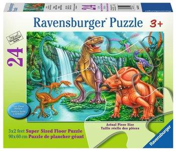 Ravensburger Floor Puzzle 24pc Dino Falls