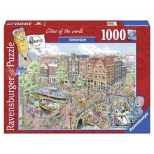 Ravensburger Ravensburger Puzzle 1000pc Amsterdam