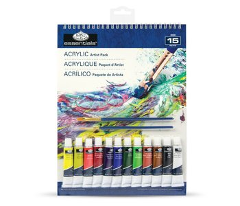 Artist Pack: Acrylic Paint