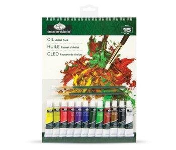 Artist Pack: Oil Painting