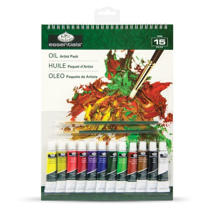 Outset Media Artist Pack: Oil Painting