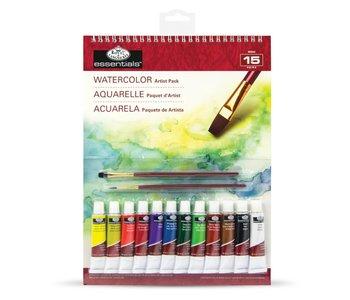 Artist Pack: Watercolor Paints