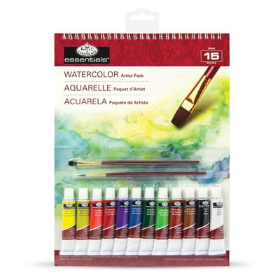 Outset Media Artist Pack: Watercolor Paints