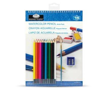 Artist Pack: Watercolor Pencils