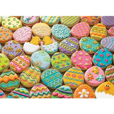 Cobble Hill Puzzles Cobble Hill Family Puzzle 350pc Easter Cookies
