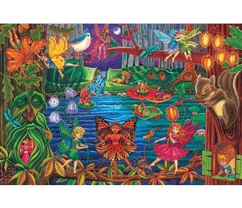 Cobble Hill Floor Puzzle 36pc Fairy Forest