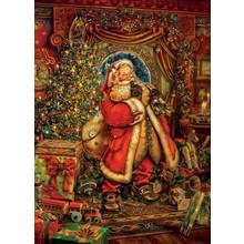 Cobble Hill Puzzles Cobble Hill Puzzle 1000pc Christmas Presence