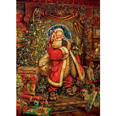 Cobble Hill Puzzles Cobble Hill Puzzle 1000pc Christmas Presence