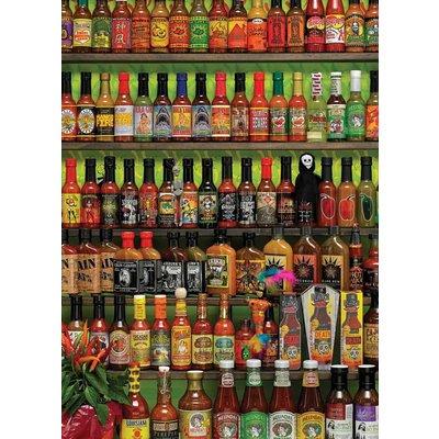 Cobble Hill Puzzles Cobble Hill Puzzle 1000pc Hot Sauce