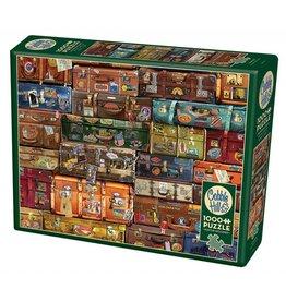 Cobble Hill Puzzles Cobble Hill Puzzle 1000pc Luggage