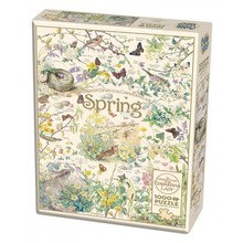 Cobble Hill Puzzles Cobble Hill Puzzle 1000pc Spring