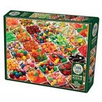 Cobble Hill Puzzles Cobble Hill Puzzle 1000pc Sugar Overload