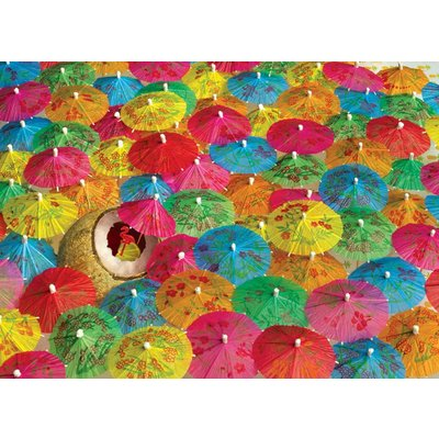 Cobble Hill Puzzles Cobble Hill Puzzle 1000pc The Lime in the Coconut