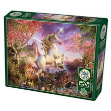 Cobble Hill Puzzles Cobble Hill Puzzle 1000pc Unicorn