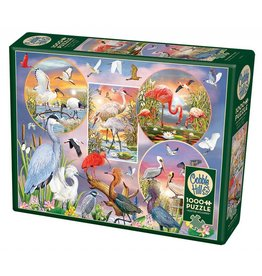 Cobble Hill Puzzles Cobble Hill Puzzle 1000pc Waterbird Magic