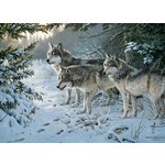 Cobble Hill Puzzles Cobble Hill Puzzle 1000pc Wolf Trail