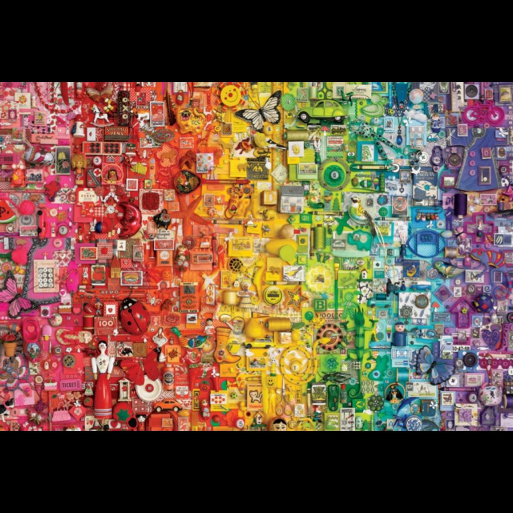 Cobble Hill Puzzles 2000pc Rainbow