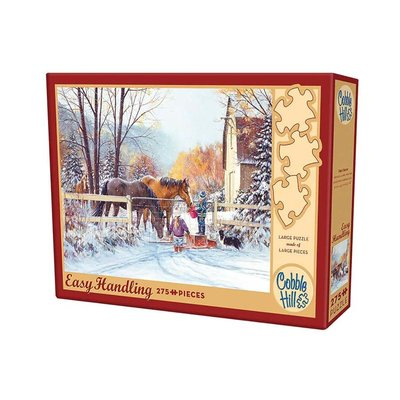 Cobble Hill Puzzles Cobble Hill Puzzle 275pc First Snow