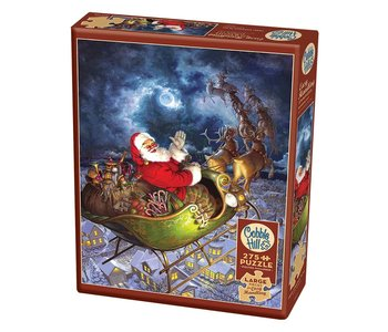 Cobble Hill Puzzle 275pc Merry Christmas to All