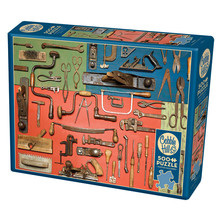 Cobble Hill Puzzles Cobble Hill Puzzle 500pc Tools