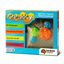 Fat Brain Toys Fat Brain Toys Game Crankity