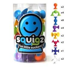 Fat Brain Toys Squigz Starter Set 24pc
