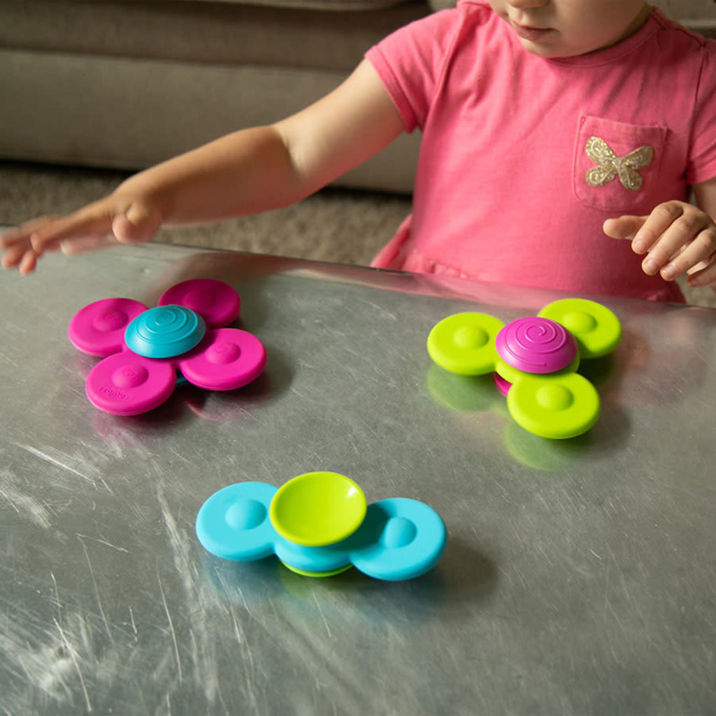 Fat Brain Toys Squigz Whirly