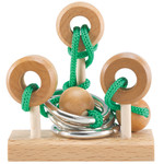 Outset Media IQ Busters Rope Puzzles