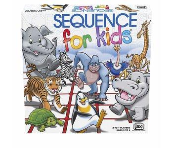 Jax Game Sequence Kids