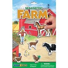 Playmonster Magnetic Playset Farm